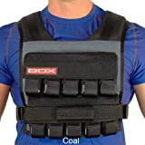 50 Lb. BOX Crossfit Weightvest (Coal)