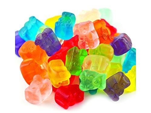 - Gummi Bear Cubs baby gummi bears mini gummy bears 5 pounds