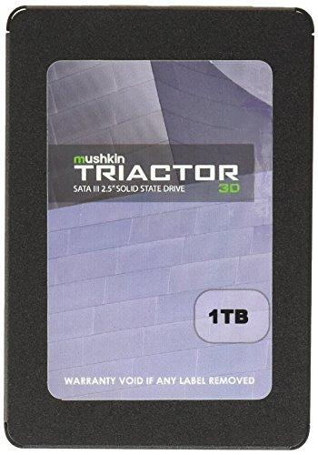 Mushkin TRIACTOR-3D - 1TB Internal Solid State Drive (SSD) - 2.5 Inch - SATA III - 6Gb/s - 3D Vertical TLC - 7mm - MKNSSDTR1TB-3D by Mushkin (Image #3)