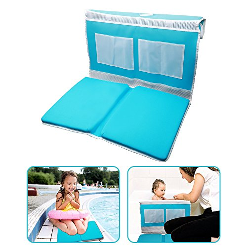Other Baby Safety Bath Kneeler Baby Bath Kneeler Pad