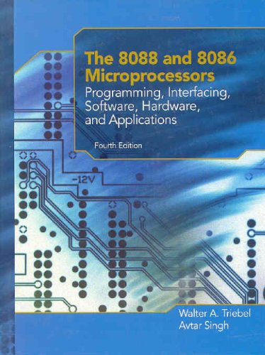 The 8088 and 8086 Microprocessor...