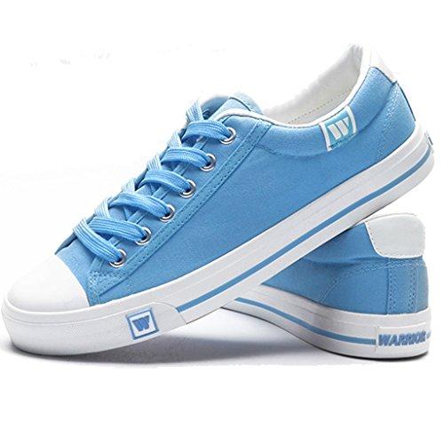 basse uomo da uomo da Blue ginnastica da Color da sportive da ginnastica scarpe estive uomo Black YaNanHome Scarpe scarpe 40 Scarpe Espadrillas Size 5wqxCgO