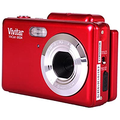 "Vivitar 14mp Camera + 2.4"" tft Panel, Colors/Styles May Vary"