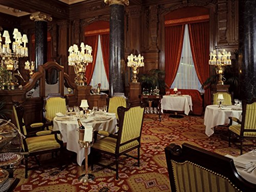 Photograph - Historic view of the Willard Room Restaurant located in the Willard Hotel, Washington, D.C.- Fine Art Photo Reporduction 14in x 11in