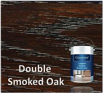 Ciranova - Tinte reactivo, roble ahumado doble, 1 litro ...