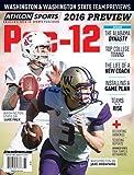 Athlon Sports 2016 College Football Pac-12 Preview Magazine - Washington Huskies/Washington State Cougars