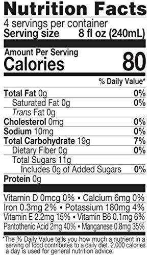 Lakewood Organic Pure Cranberry Juice, 32 Ounce Bottle (Fruit Juice Pack of 6) by Lakewood (Image #2)