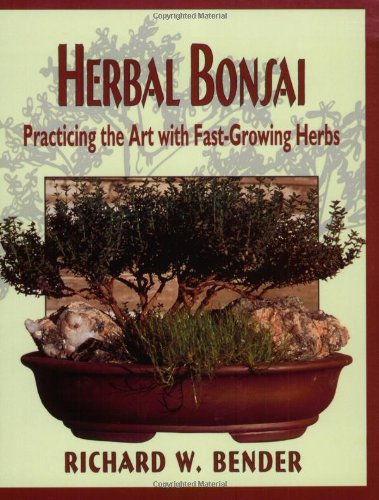 Herbal Bonsai Bender Richard 9780811727884 Amazon Com Books