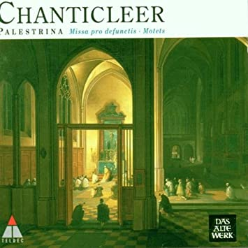 Image result for chanticleer palestrina amazon