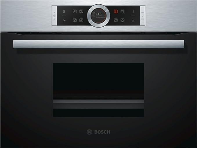 Four encastrable vapeur Bosch CDG634BS1 - Four 100% vapeur Vapeur / 38 litres / Inox