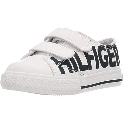 Basket, color Blanc , marca TOMMY HILFIGER, modelo Basket