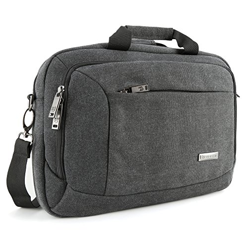 13.3 inch Laptop Messenger Bag, Evecase 13.3