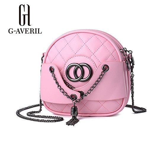 G-AVERIL - Bolso de asas para hombre rosa rosa rosa