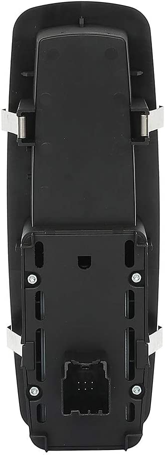 LSAILON Master Power window Switch Front Passenger Side fits for 2009-2012 Dodge Ram 1500 Replace for the Factory OE04602870AD 04602544AG