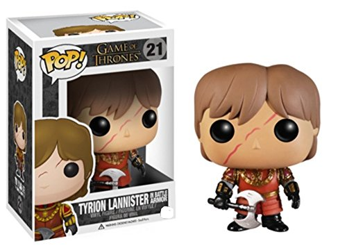 Collector Bill Costume (Funko POP! Game of Thrones Tyrion Battle Axe Vinyl)