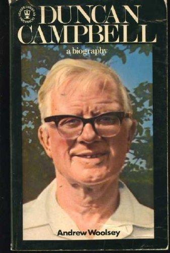 Duncan Campbell (Hodder Christian paperbacks)