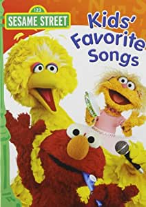 Sesame Street: Kids Favorite Songs, Learning About Letters and 1 2 3 Count With Me (3PK/DVD)