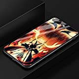 Fitted Cases - FinderCase for Case iPhone 7 Tempered Glass Hard Back Naruto