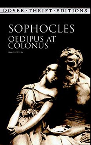 Oedipus at colonus text