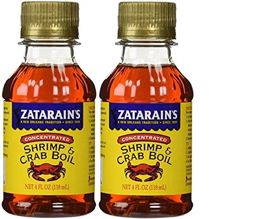 (Zatarain Shrimp And Crab Boil 4 OZ (Pack of 2))