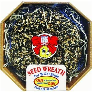 C. and S. Bird Seed Wreath, My Pet Supplies