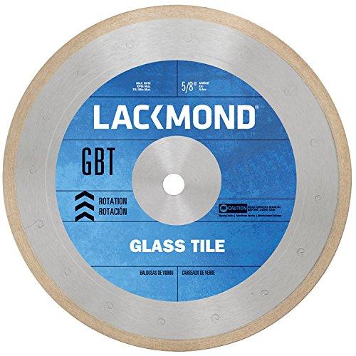 Lackmond TL10GBT 10-Inch Wet Glass Tile Blade