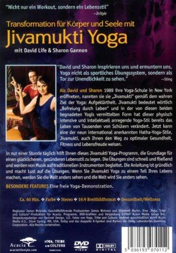 Amazon.com: Jivamukti Yoga [Import allemand]: Movies & TV
