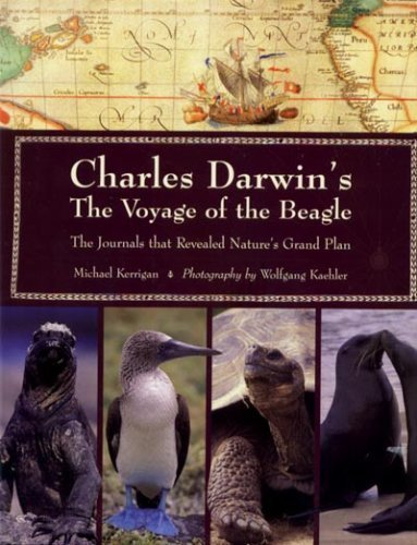 Charles Darwin's The Voyage of the Beagle: (Darwin Illustrated)
