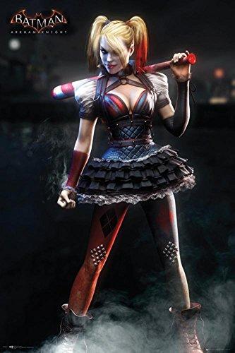 Batman Arkham Knight - Harley Quinn Poster 24 x 36in