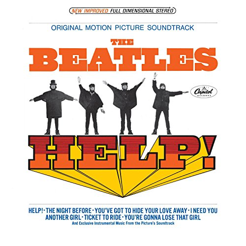 Help! [Original Motion Picture Soundtrack]  (The U.S. Album)