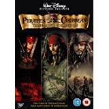 Pirates Of The Caribbean Trilogy [DVD]by Keith Richards