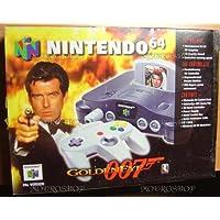 Nintendo 64  GoldenEye Special Edition Console