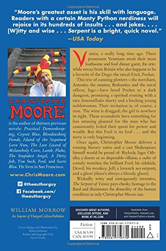 Moore, C: The Serpent of Venice: Amazon.es: Moore, Christopher ...