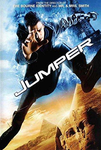 Jumper Poster C 27X40 Hayden Christensen Samuel L  Jackson Diane Lane