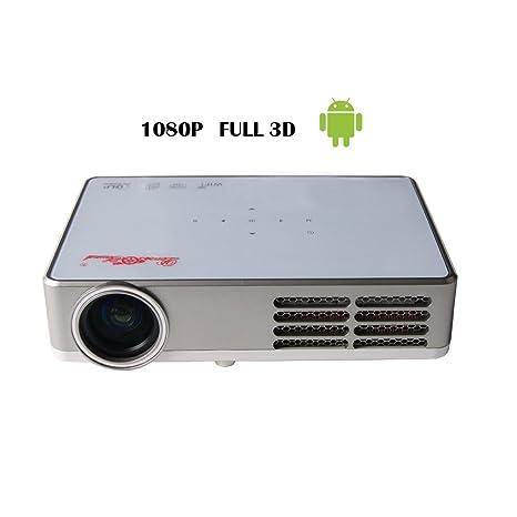 Amazon.com: Poner saund DLP-300 W Wifi portátil DLP Mini ...