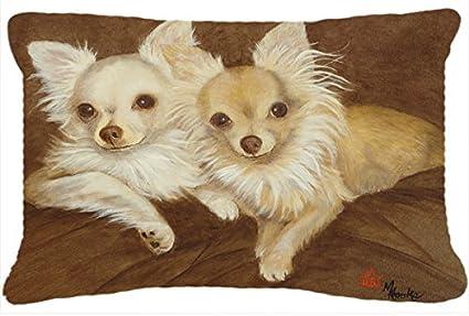 Amazon.com: Tesoros de la Caroline mh1042pw1216 Chihuahua ...