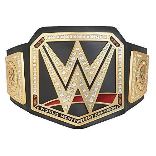 New Wwe Belt - New WWE World Heavyweight Championship Replica Kids Title Belt
