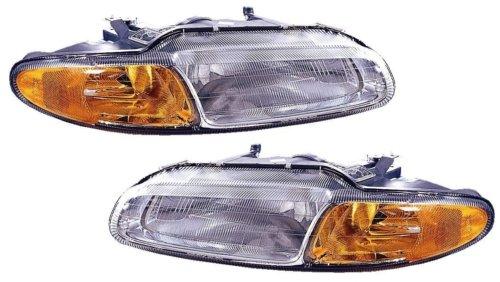 98 Chrysler Sebring Convertible - 8