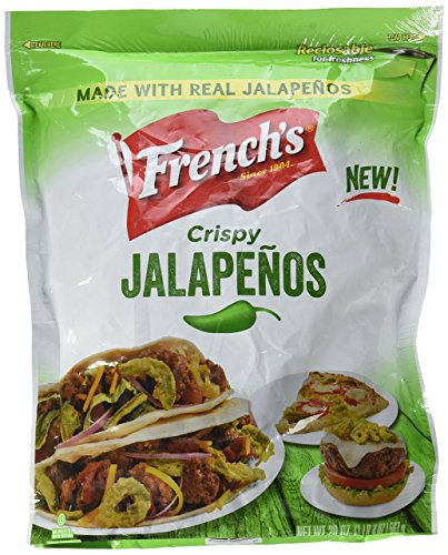 (French's Crispy Jalapenos, 20 oz)