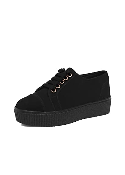 a40c0579f5b7e BEONZA Women Beautiful Ultimate Sneakers Casual Shoes  Buy Online at Low  Prices in India - Amazon.in