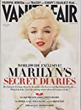 img - for Vanity Fair November 2010 (Worldwide Exclusive! Marilyn Monroe's Secret Diaries!, No. 603) book / textbook / text book