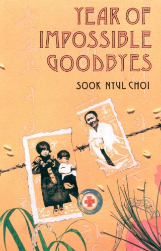 sook choi s year of impossible goodbyes This is a book year of impossiable goodbyes is written by sook nyul choi wrote and the book that we are going to read she was born in 1937 in pyongyang, korea about 74 years ago she moved to the usa in 1958 to get a higher education.