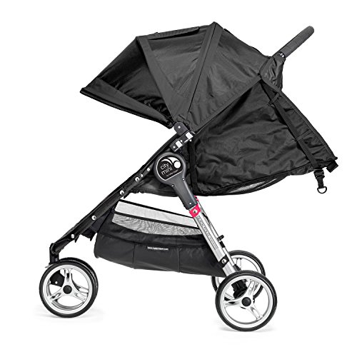 Baby Jogger City Mini Stroller In Black, Gray Frame by Baby Jogger (Image #3)