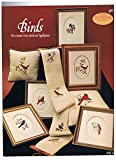 Birds for Counted Cross Stitch and Needlepoint (Book Six)