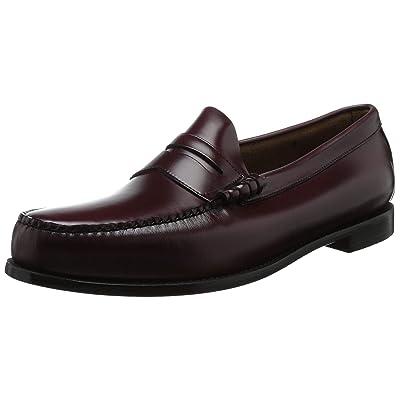 G.H. Bass & Co. Men\'s Logan Flat Panel Loafer | Loafers & Slip-Ons [3Bkhe0901601]