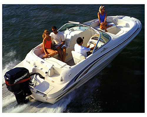 2000 Sea Ray 190 Sundeck Outboard Power Boat Factory Photo