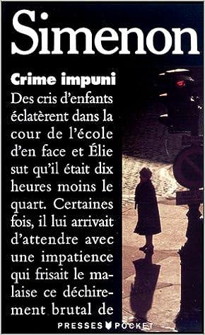 Crime Impuni (Simenon)