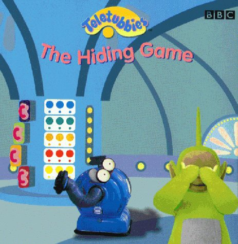 Teletubbies Baby Boo Book: The Hiding Game