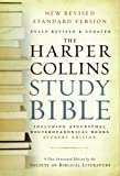 HarperCollins Study Bible, Harold W. Attridge, Society of Biblical Literature, 0060786833