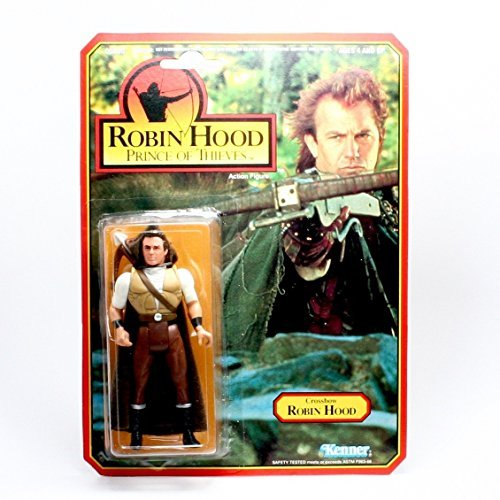 (Robin Hood Prince of Thieves Crossbow Robin Hood Action Figure)